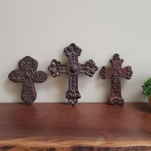 🌟SALE!🌟 Crosses Set of 3